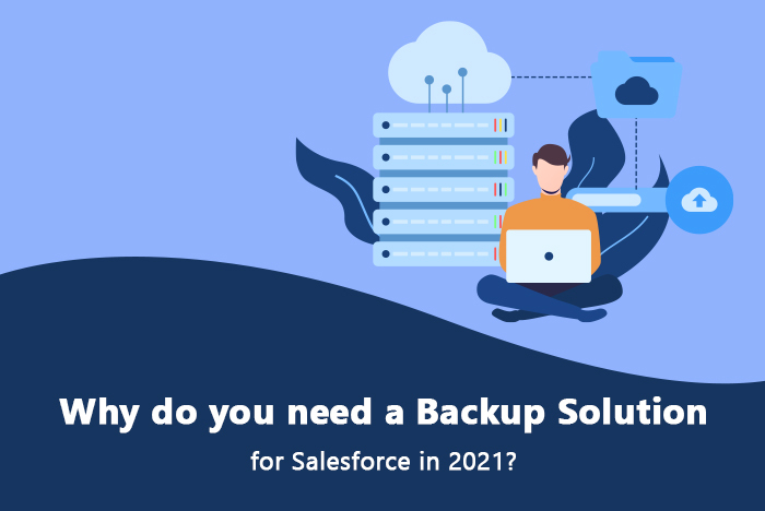 Data Backup solution for salesforce